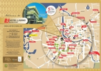 Hotel Lading in Banda Aceh Maps